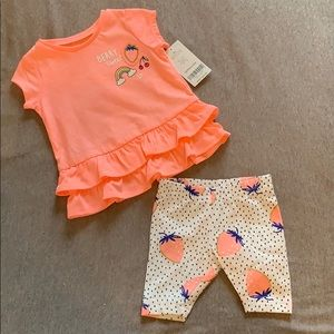 Carters outfit 💕 3 months